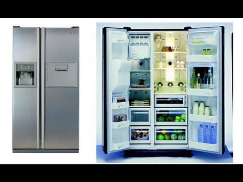 Side By Side Kühlschrank Billig : Samsung side by side kühl gefrierschrank kühlt nicht richtig rs