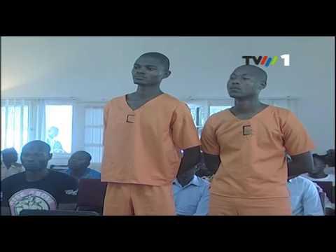 9 Anos de prisão são a pena para os 2 polícias que violaram adolescente em Inhambane