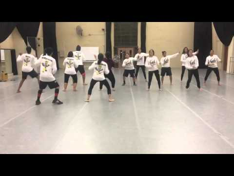 Cal Bhangra Tryout Video - Spring 2016