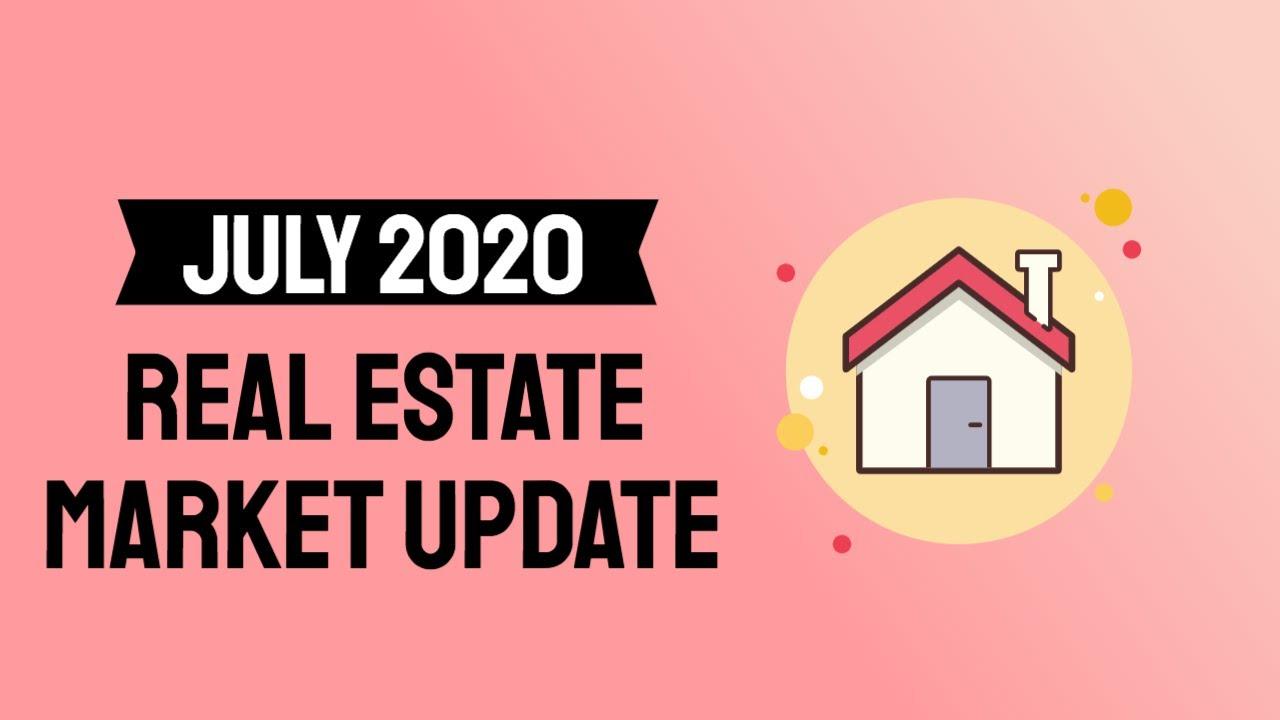 Tulsa County Real Estate Market Update: July 2020