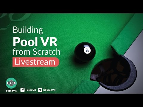 Building Pool VR from Scratch