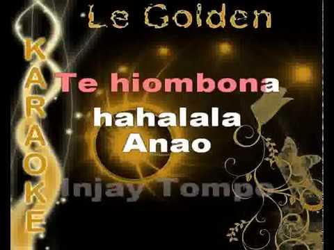 Njay tompo O  Rija Rasolondraibe ( Karaoke)