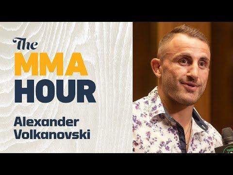 Alexander Volkanovski explains how he beat Jose Aldo: 'I just had him puzzled'