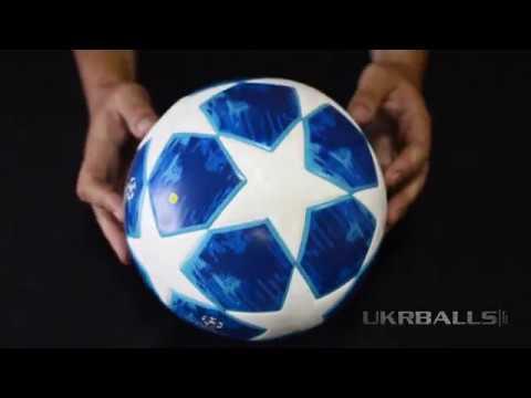 Футбольный мяч Adidas Finale 18 Top Training CW4134 - YouTube de1dd46a454a1