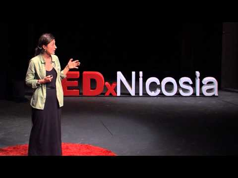 What we talk about when we talk about youth unemployment | Catalina Buciu | TEDxNicosia