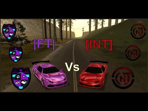 Fellow Team vs International Team /  FT  vs [INT] 05.07.2015 MTA:SA [DM] Clanwar