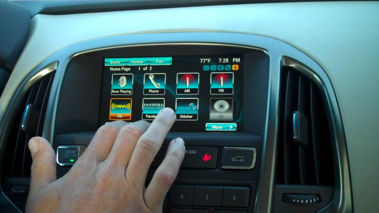 How to use intellilink and mylink for your chevy buick or gmc youtube