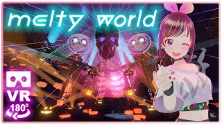 【VR】Kizuna AI - melty world ~Halloween Edition~【Special Music Video】