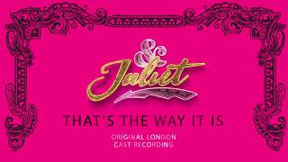 Cassidy Janson, Miriam-Teak Lee – That's The Way It Is [Official Audio]