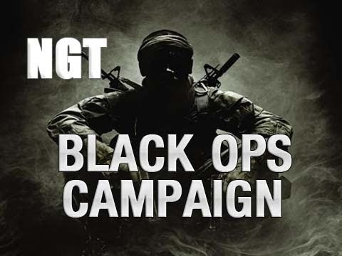 Black Ops Campaign Mission #4: Executive Order (Veteran Difficulty)
