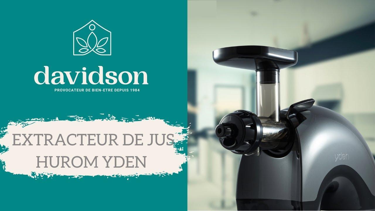 montage et nettoyage extracteur de jus yden davidson distribution youtube. Black Bedroom Furniture Sets. Home Design Ideas