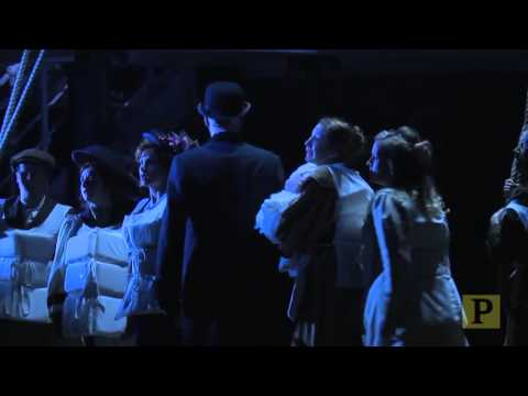 """Highlights From New Revival of """"Titanic"""""""