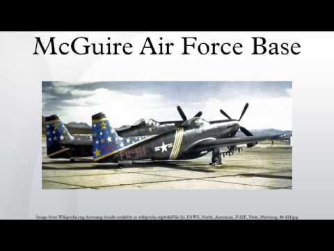 McGuire Air Force Base
