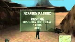 Army Men 3D Level 3 Part 1 - Playstation PS1