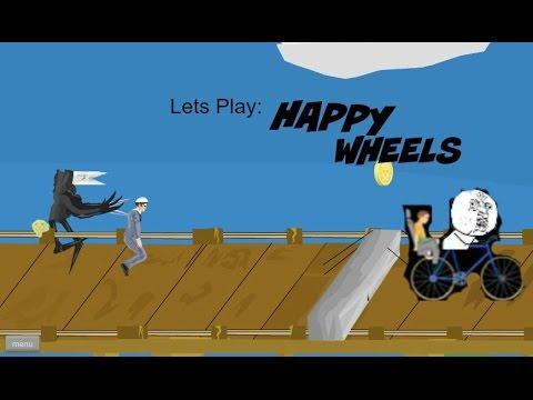 Lets play happy wheels youtube - Let s play happy wheels ...