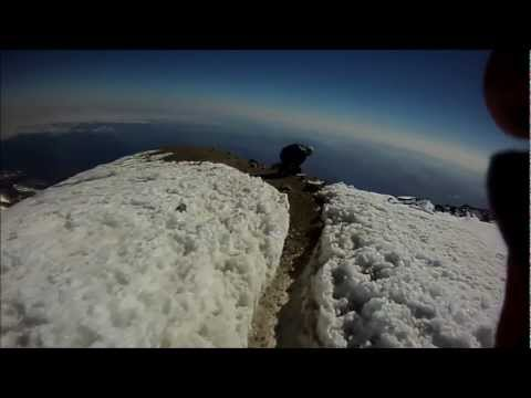 Mount Rainier climb documentary Travel Video