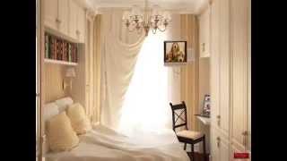 Шторы для спальни зала. Смотрите классные идеи здесь! Шторы для спальни(, 2014-10-05T15:50:13.000Z)