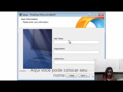 Think Free - Download E Instalação.wmv