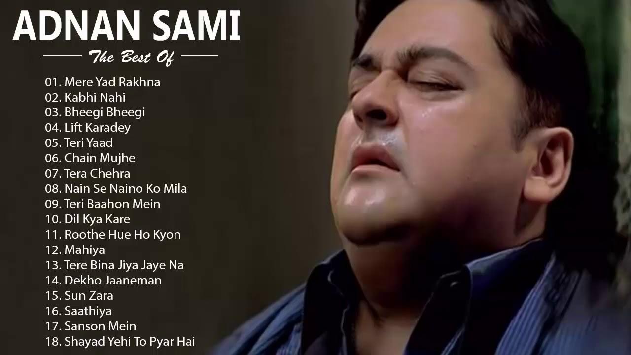 Download Best Of ADNAN SAMI / Adnan Sami TOP HINDI HEART TOUCHING SONGs - Superhit Album Songs Jukebox