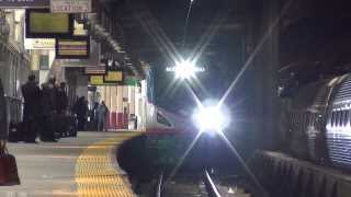 "Amtrak Siemens ACS-64 ""Cities Sprinter"" #600 on Northeast Regional #171 at Newark Penn Station"