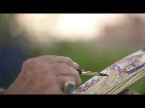 The Watercolorists - Southern Arizona...