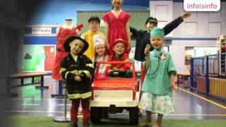 Playground in Sydney - Wannabees Family Play Town - InfoIsInfo