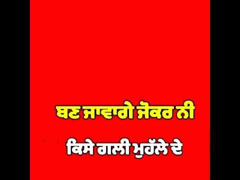 punjabi-sad-status-&-romantic-attitude-song-whatsapp-status-green,red-screen-official-punjabi-status
