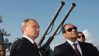 أكبر صفقة أسلحة بين مصر و روسيا