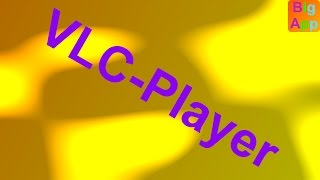 VLC-Player - DVDs