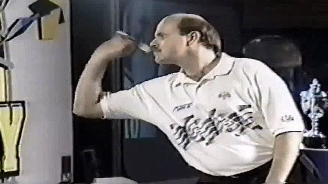 1994 world matchplay final larry butler v dennis priestley youtube