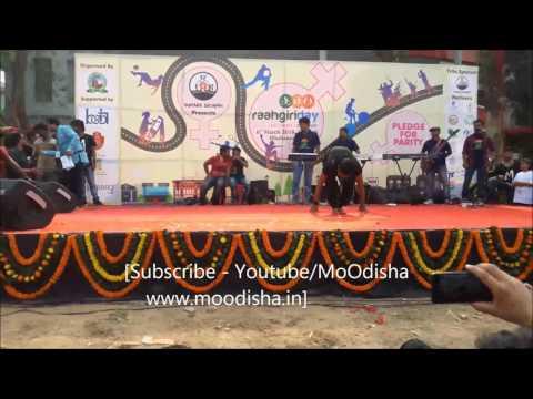 Sun Sathiya Mahiya Barsha de Dance by a boy at raahgiriday Bhubaneswar