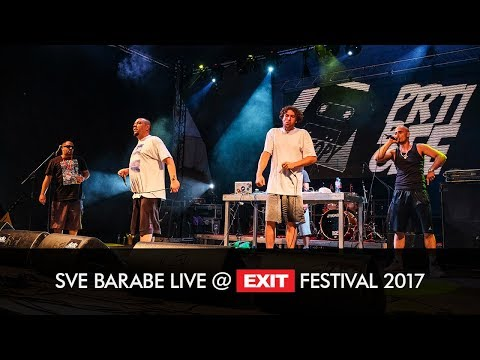 EXIT 2017 | Sve Barabe Live @ Fusion Stage FULL SHOW