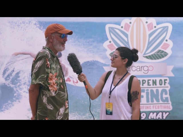 All Cargo Indian Open of Surfing 2016   Day 2 Highlights