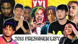 THE OFFICIAL XXL 2018 FRESHMEN LIST (LEAKED)