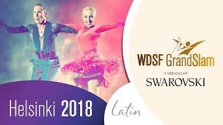 Balan - Moshenska, GER | 2018 GS LAT Helsinki | R2 R | DanceSport Total