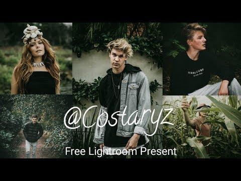 How to Edit like -. @Costaryza || Lightroom Tutorial || Photo Editing tutorial | By K.K. Editz thumbnail
