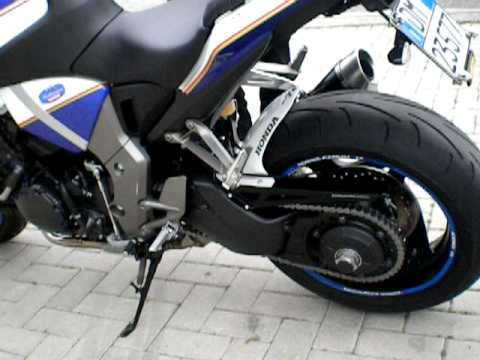 Honda Cb1000rr Youtube