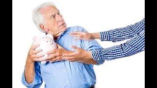 Повышение пенсионного возраста. Алиментное рабство. В чем связь?