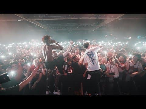 """Lil Mosey TV: """"Juice Wrld Tour"""" Ep 1"""