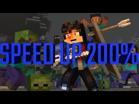 """Speed Up 200% - """"Cold as Ice"""""""