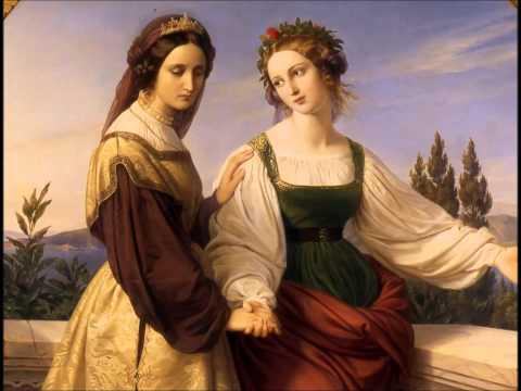 BONONCINI • 'Chi d'Amor tra le catene', Aria a Due nr.1 Op.8 (Jaroussky and M. Emanuel Cencić)