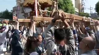 磐井神社・根岸神社 御祭禮 2018