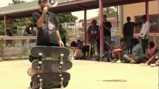 World Industries Go Skate Day In New Orleans