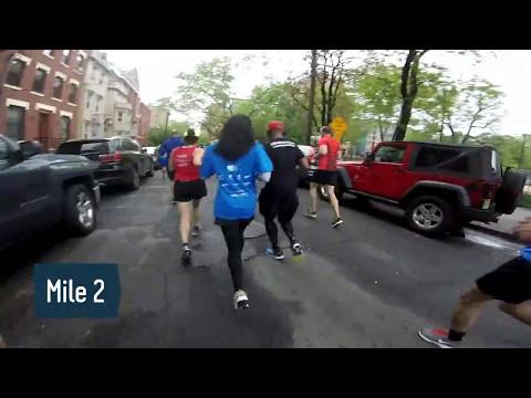 Newport 10k Race Footage - 2017