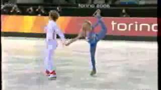Ice Skating on Govindam Adi Purusam hymns