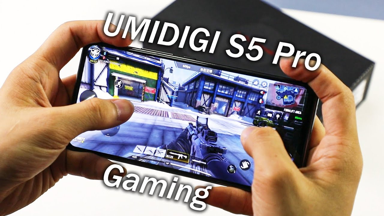 UMIDIGI S5 Pro Gaming Test: PUBG & Call of Duty - FPS, AnTuTu Benchmark🔥