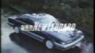1986 Nissan Leopard Ad