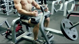 Seated & Standing Calf Presses