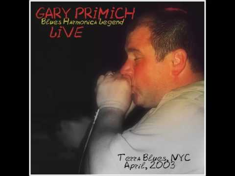 Gary Primich - Angeline  - LIVE in NYC 2003