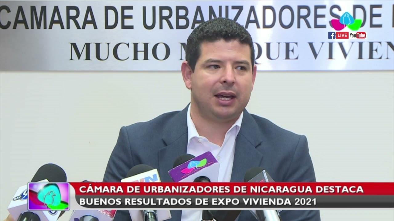 Download Cámara de Urbanizadores de Nicaragua destaca buenos resultados de Expo Vivienda 2021